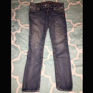 Rock Revival—Phyllis Easy Skinny Jean